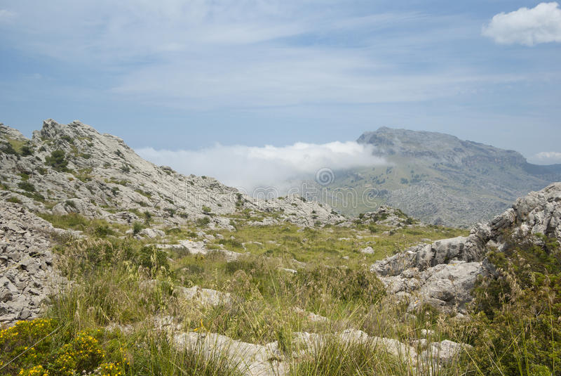 Download Serra de Tramuntana stock image. Image of mediterranean - 33695335