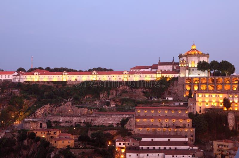 Download Serra Do Pilar Monastery In Porto Stock Image - Image: 15142211