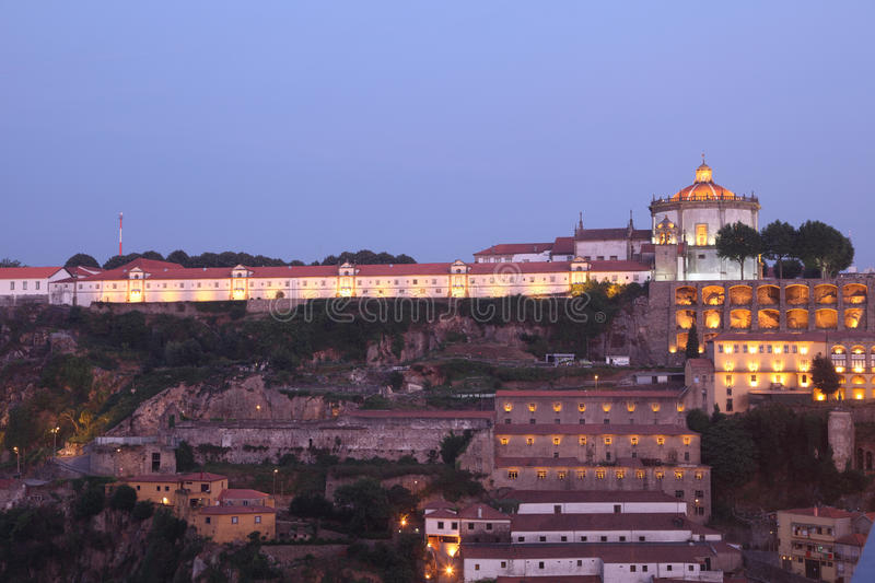 Download Serra Do Pilar Monastery, Portugal Royalty Free Stock Photo - Image: 15681095