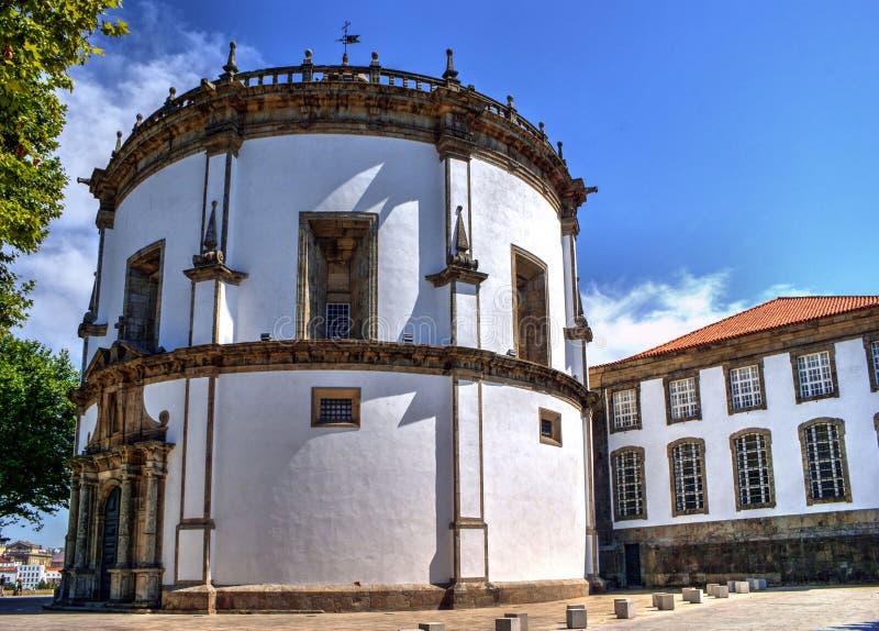 Download Serra Do Pilar Monastery In Vila Nova De Gaia Stock Image - Image of convent, pilar: 80749743