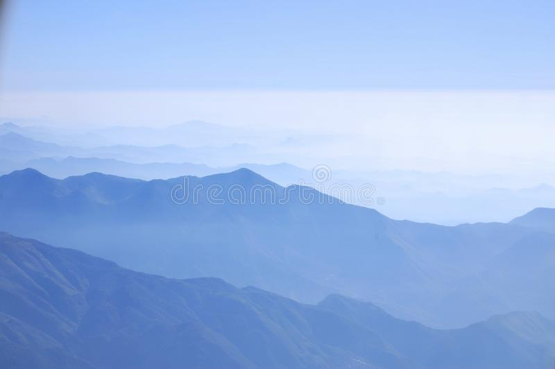 Serra Madre Occidental2 imagens de stock