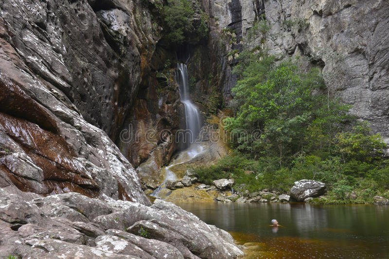 Serra parque nacional de Cipo imagens de stock