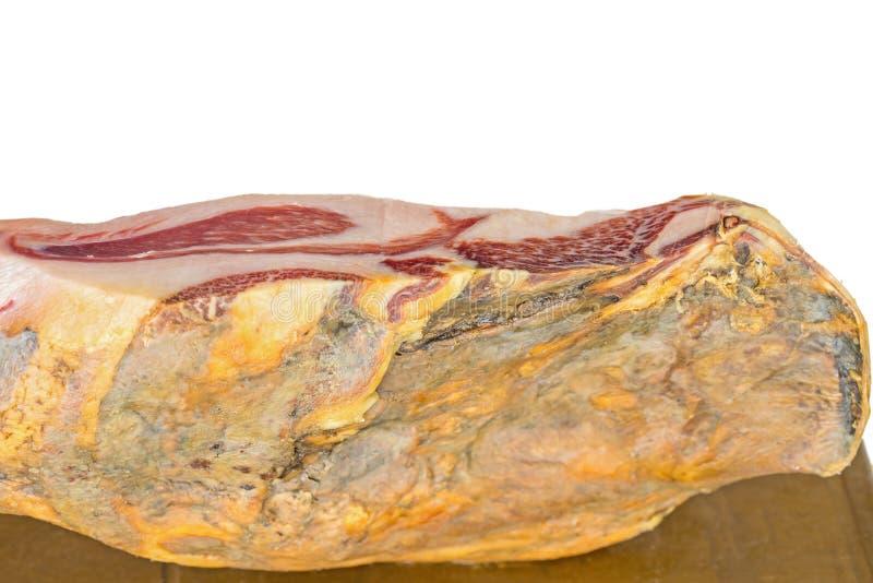 Download Serrano skinka arkivfoto. Bild av äta, matvaruaffär, kök - 27281460