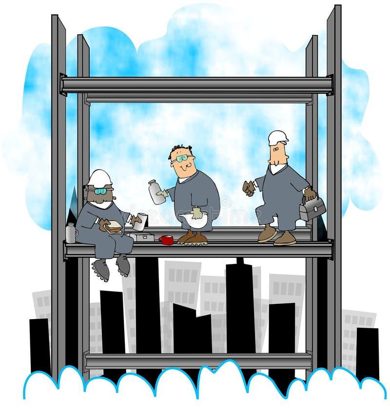 Serruriers illustration de vecteur