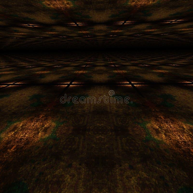 Sertunnel illustrazione vettoriale