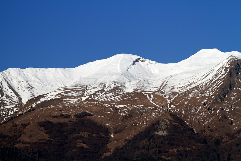 serva βουνών στοκ φωτογραφία με δικαίωμα ελεύθερης χρήσης