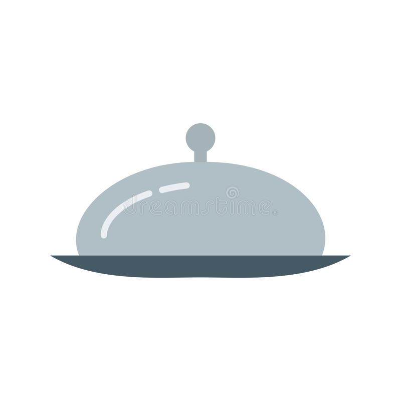 Serve Dinner vector illustration