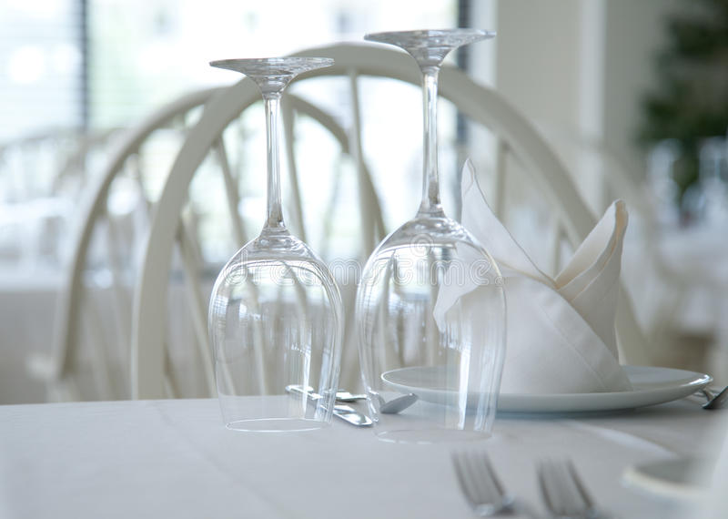 Download Served Restaurant Tables Stock Photo - Image: 23239690