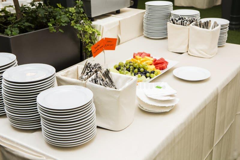 Download Served table stock image. Image of celebration, served - 32209763