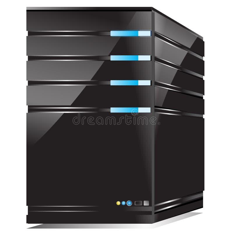 Server lizenzfreie abbildung