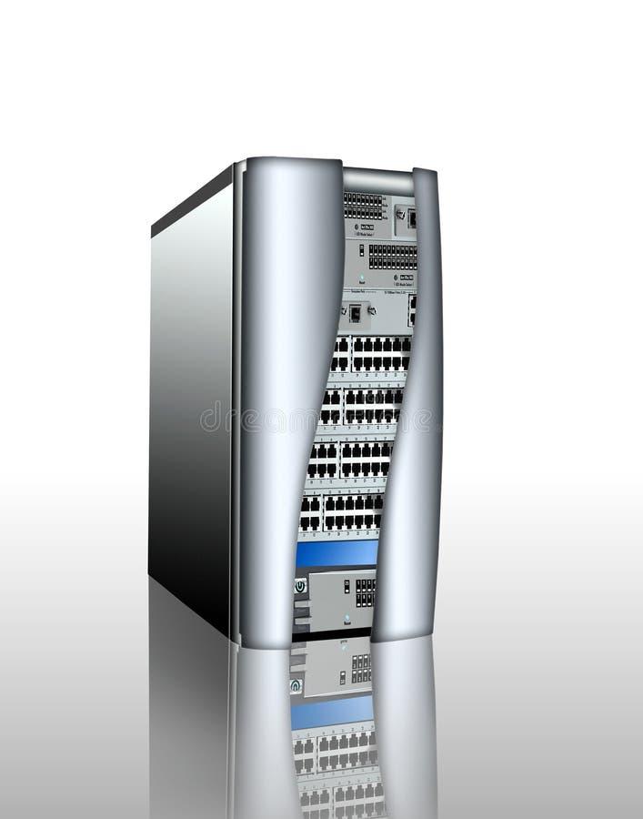 Server Stock Image