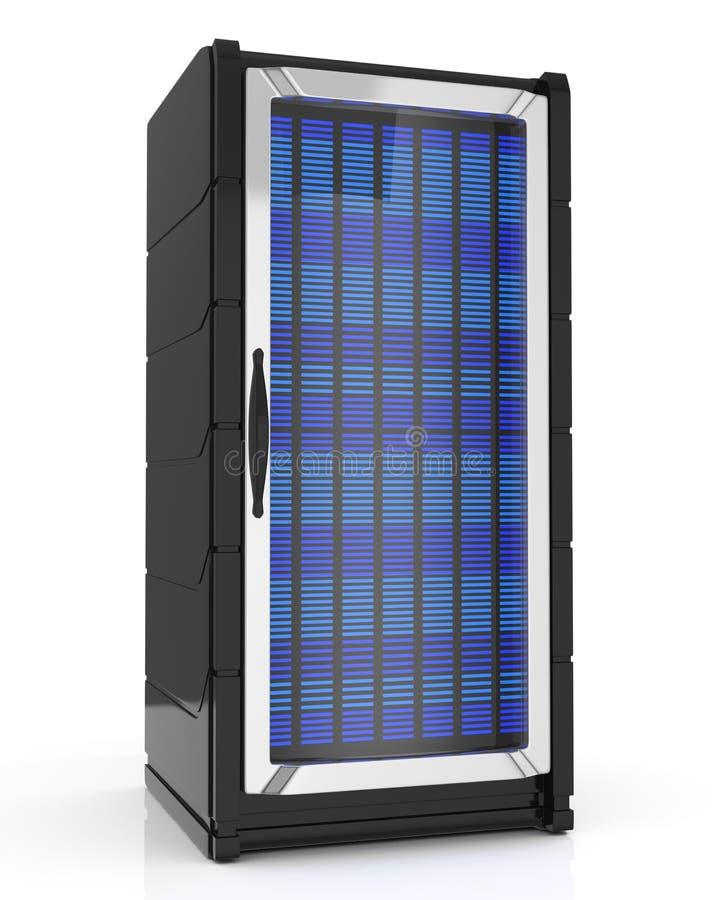 Download Server stock illustration. Image of tower, communication - 28675062