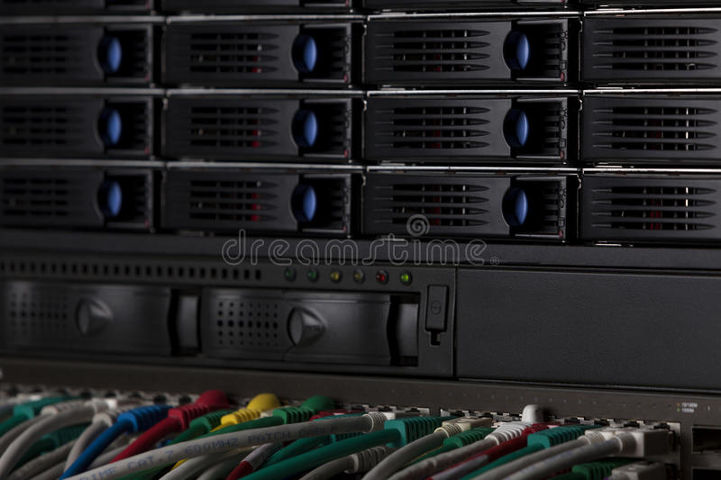 Server royalty free stock images