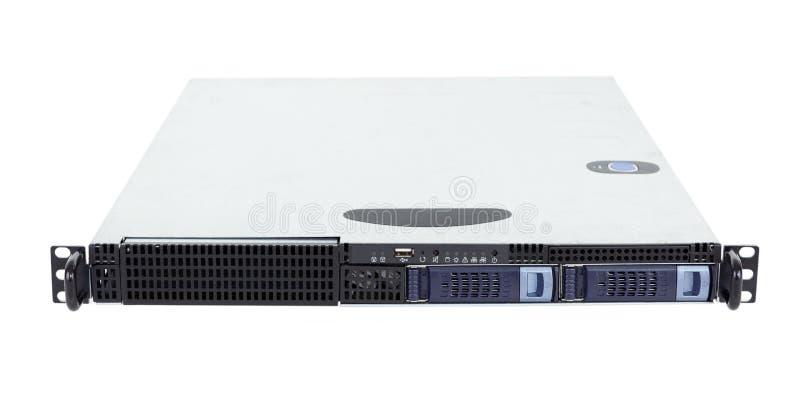 Server immagine stock