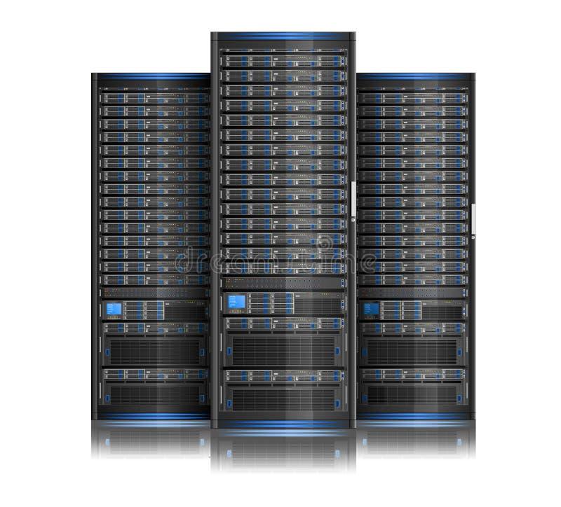 Server stock abbildung