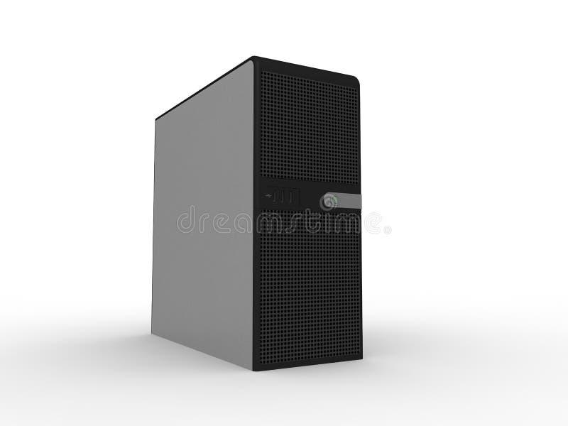 Server concept stock illustration