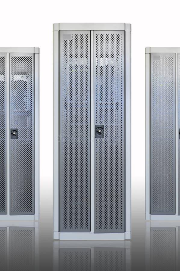 Server do Internet foto de stock