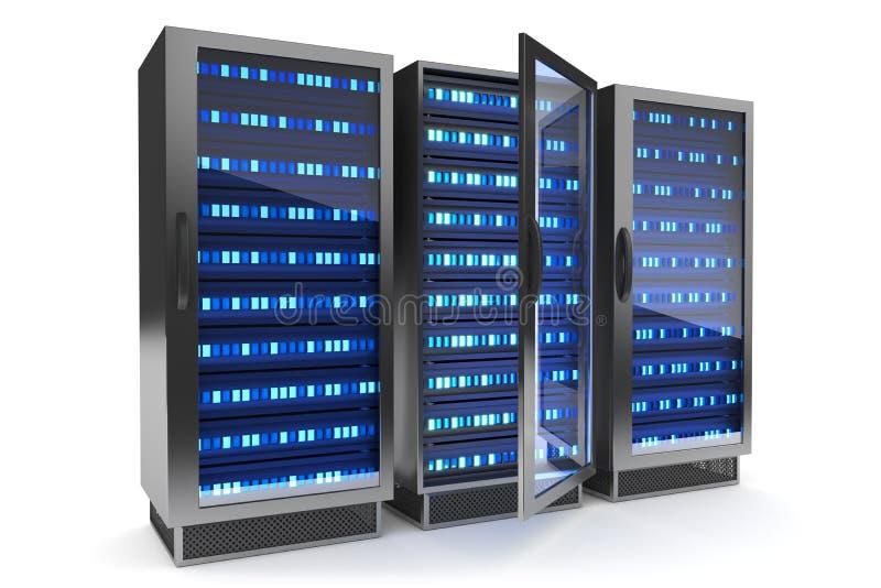 Download Server rack icon stock illustration. Image of framework - 33014607