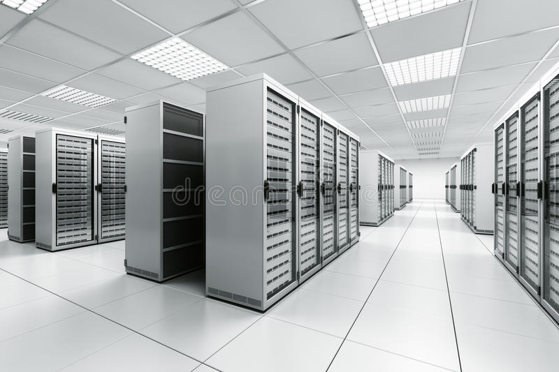 Download Server Room Royalty Free Stock Images - Image: 17073299