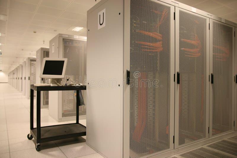 Server terminale fotografia stock