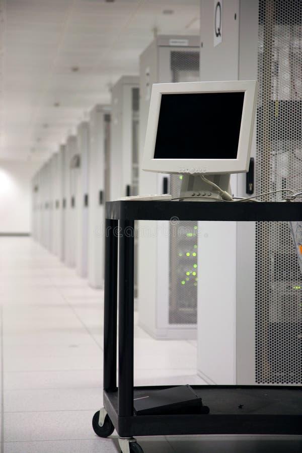 Server terminale fotografia stock libera da diritti