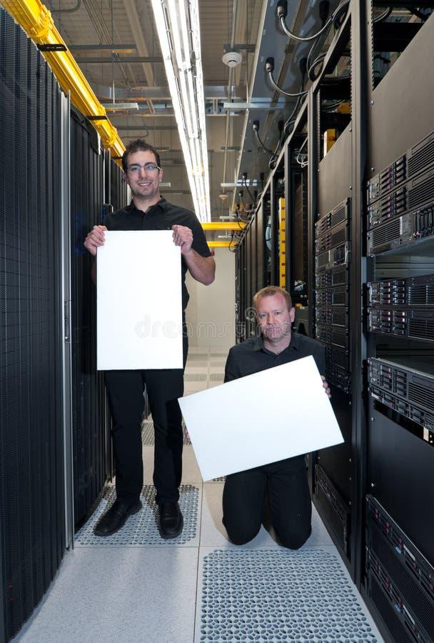 Serverleistung stockbild