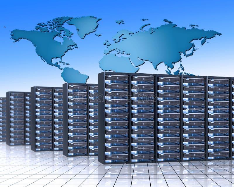 Download Serveror arkivfoto. Bild av nätverk, maskinvara, dator - 19781524