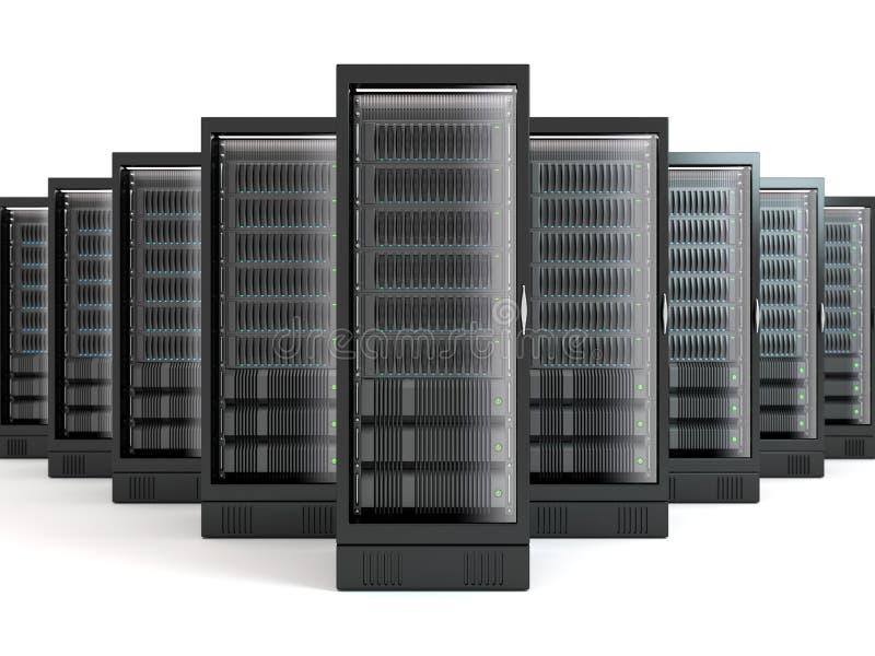 Download Servers stock illustratie. Illustratie bestaande uit gegevens - 39104234