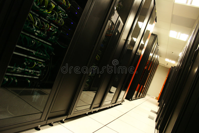 Download Servers and Servers stock image. Image of technology, business - 782975
