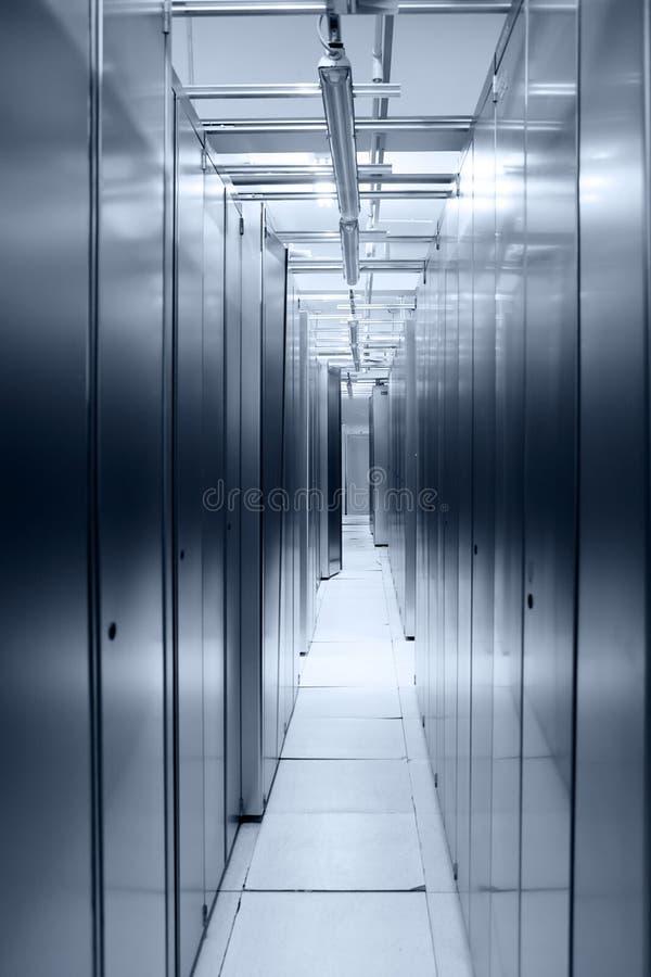 serveur de communications central images stock
