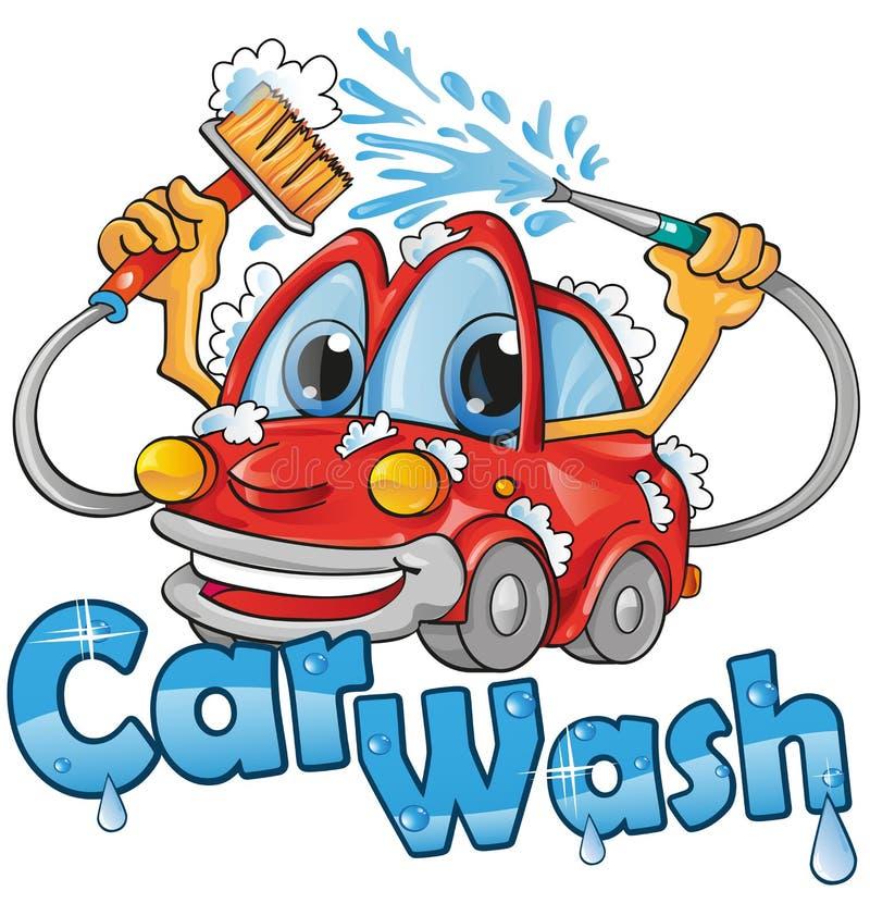 Serviço da lavagem de carros