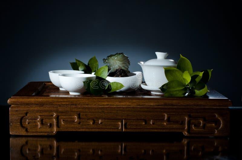 Download Serviço Dos Mercadorias Da Porcelana Do Chá Imagem de Stock - Imagem de teapot, chá: 26519395