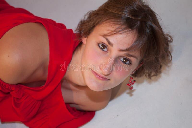 Serviço fotográfico de Photomodel fotografia de stock