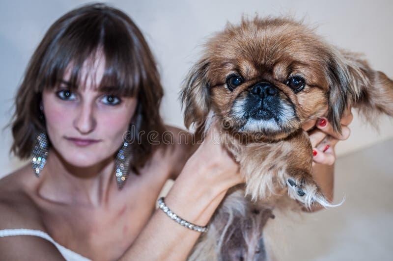 Serviço fotográfico de Photomodel imagens de stock royalty free