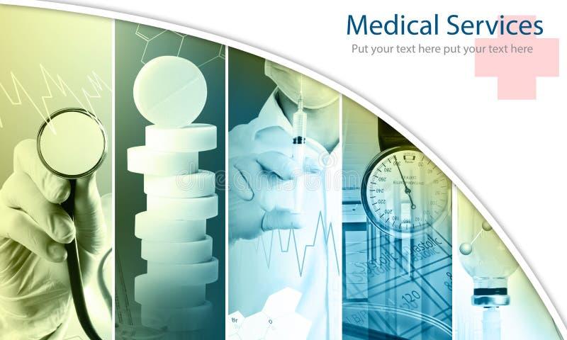 Serviços médicos fotos de stock royalty free