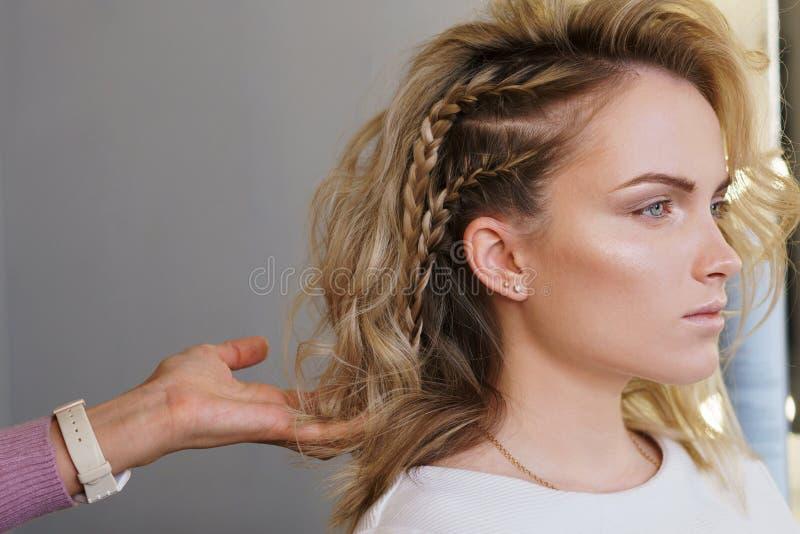 Servi?os do cabeleireiro fotos de stock royalty free