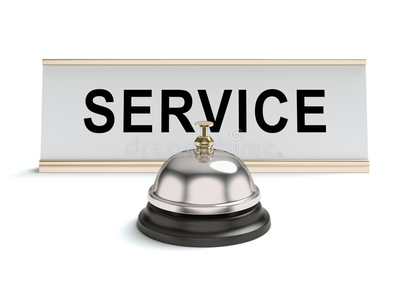 Service vektor abbildung