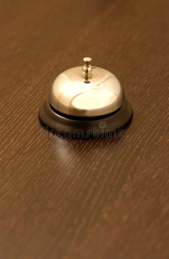 Download Service bell ring stock photo. Image of hotel, assistance - 12733718