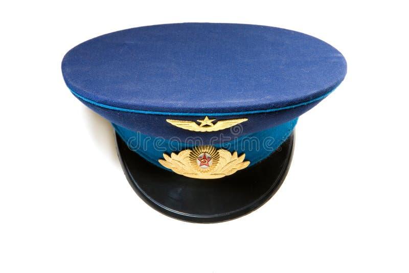 Service cap stock photography