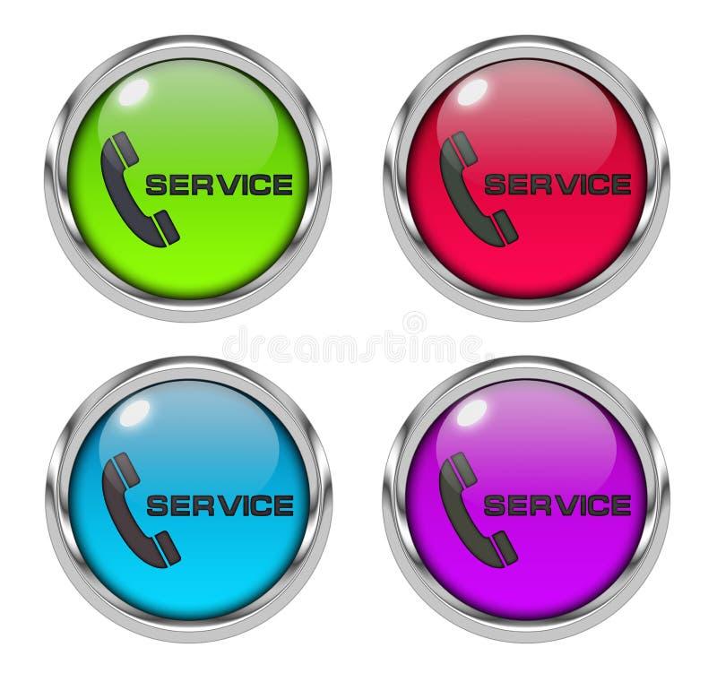 Free Service Icon Stock Image - 33937951