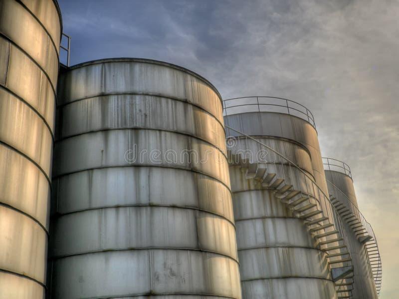 Service industriel de Stiorage images stock
