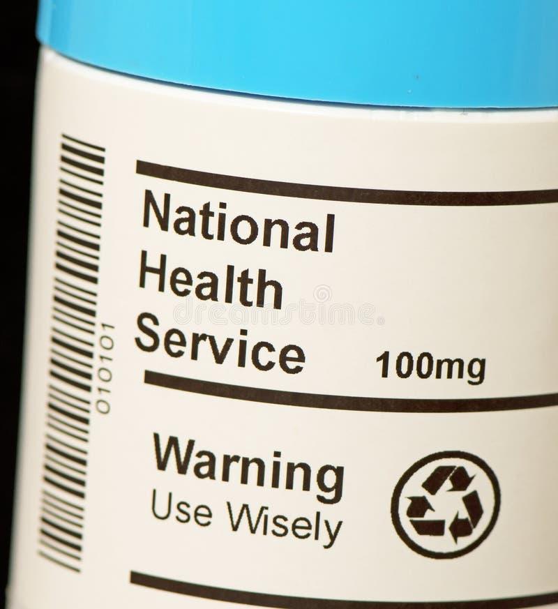 Service National de Santé NHS photo libre de droits