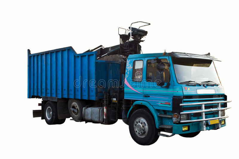 Service Truck Royalty Free Stock Image