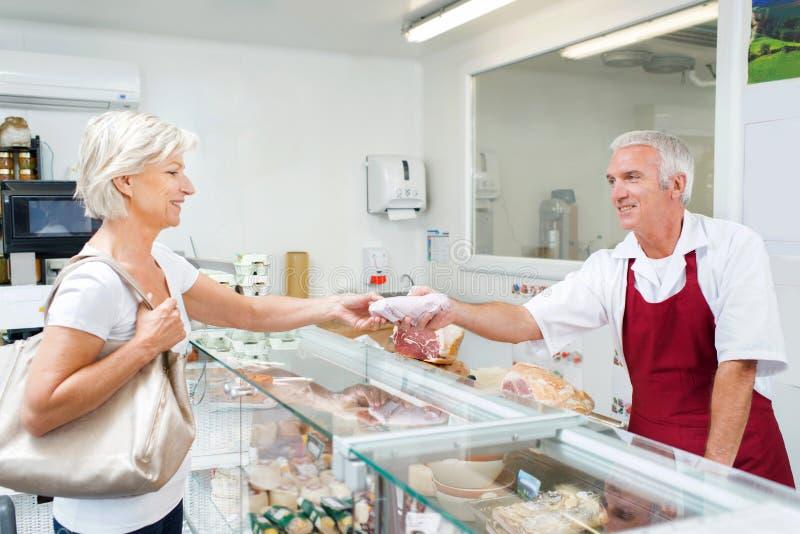 Service zum Kunden lizenzfreies stockbild