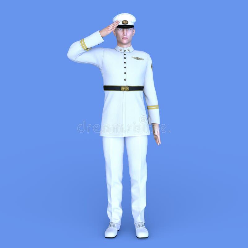 Serviceman stock photos