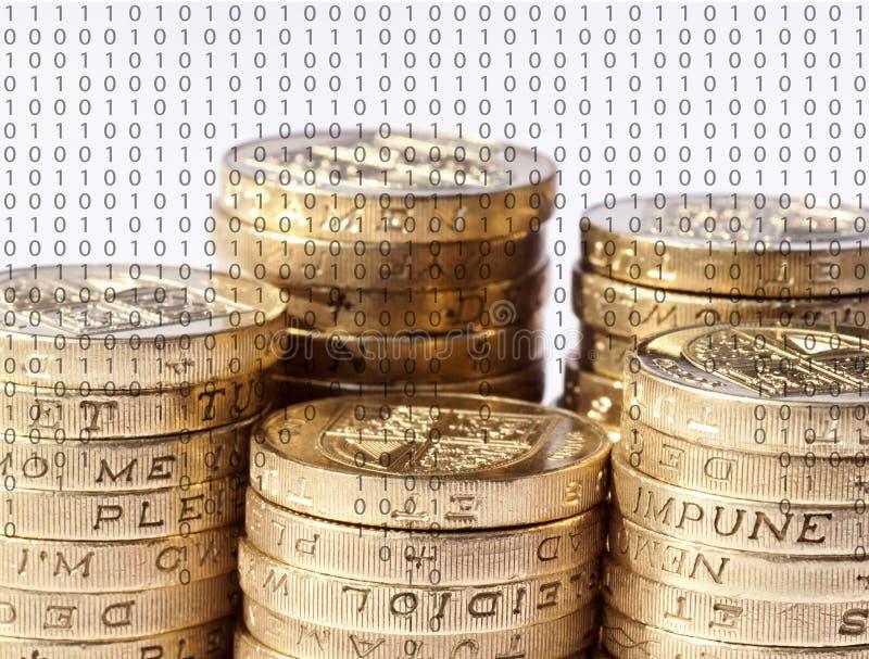 Services bancaires en ligne photo stock