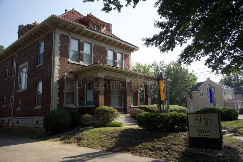 Services de soins de santé d'Alliance, Memphis, TN photo libre de droits