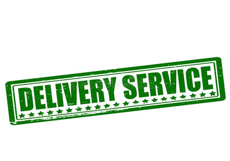 Servicio de salida stock de ilustración
