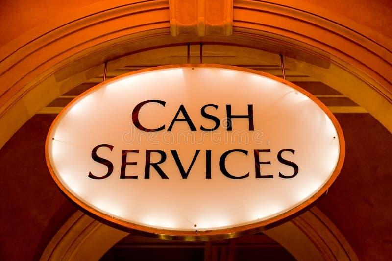 Download Servicios del efectivo imagen de archivo editorial. Imagen de dinero - 7279524