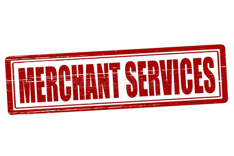 Servicios mercantil ilustración del vector